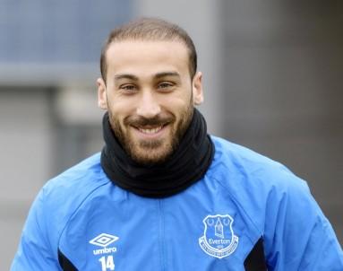 Cenk Tosun Yine Attı, Everton Nefes Aldı