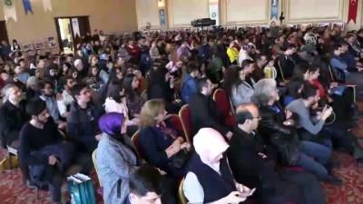 'Diriliş Ertuğrul' Oyuncuları Kocaeli'de Sempozyuma Katıldı