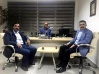 Milletvekili Polat'dan İHA'ya Ziyaret