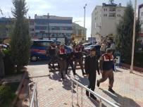 Cihanbeyli Ve Kulu'da Hırsızlık Operasyonu Açıklaması 13 Gözaltı