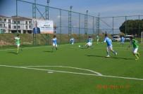 Mahalle Ligi Futbol Turnuvasında Gömeç Yıldız Ve Genç Takımları Çeyrek Finale Yükseldi