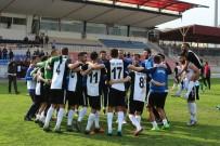 İBRAHİM YATTARA - Pepe, İçelspor'u Şampiyonluğundan Dolayı Kutladı