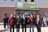 Ferrero Ödülünü Ahmet Kaan Vurmaz Kazandı