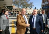 HALIL ÖZYOLCU - Başkan Yardımcısı Özyolcu Belediyenin Çalışmalarını İnceledi