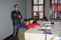 PALEONTOLOJI - Öğrenciler Müzede Ders Yaptı