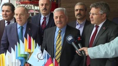 Türk Dünyası Parlamenterler Birliği 'Nevruz Ateşi' Yaktı