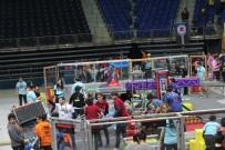 ROBERT KOLEJI - Selim Lisesi, Robot Yarışmasında Birçok Liseyi Geride Bırakarak 5. Oldu
