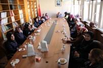 KOSGEB - Bingöl'de Kadın Girişimciliği Kursu