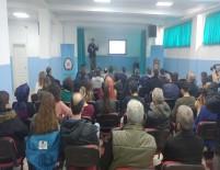 Mahmudiye'de 'Narkorehber' Eğitimi Verildi