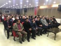 SDÜ Öğrencilerinden Afrin Şehitleri Ve Öğrenci Arkadaşları İçin Anma Etkinliği