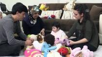TECAVÜZ MAĞDURU - Korunmaya Muhtaç Çocukların ŞEFKAT YUVALARI- Engelli Melek'in 'Koruyucu Meleği' Oldular