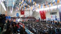 HALIL ÖZYOLCU - AK Parti Erciş İlçe Başkanlığı Görevine Yeniden Adnan Aydın Seçildi