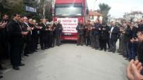 Afrin'deki Mehmetçik İçin 26 Ton Elma