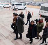 SİVİL KIYAFET - Tutuklu Yunan Askerler Aileleriyle Görüştü