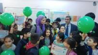 BURCU ÇETINKAYA - Mardin'de 'Benim Kulübüm Yeşilay' Projesi