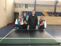 HAKAN BALTA - Kız Öğrencileri Masa Tenisi Başarısı