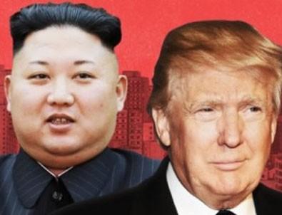 Trump ve Kim görüşecek