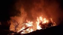 Kastamonu'da Çıkan Yangında 1 Ev Kullanılamaz Hale Geldi Açıklaması 2 Yaralı