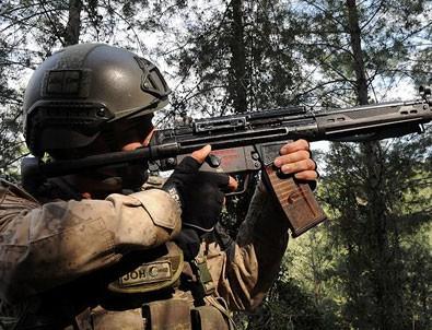 Amanos Dağları'nda 6 terörist etkisiz hale getirildi