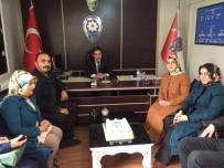 AK Parti Tutak İlçe Teşkilatından, İlçe Emniyet Müdürlüğüne Ziyaret