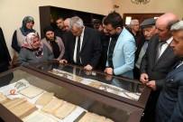 Başkan Günaydın, İncesu Kültür Merkezini Gezdi