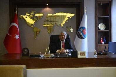 Başkan Karaçanta'dan Fidel Okan'a Tepki