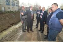 TURGAY ÜNSAL - Elmadağlı Muhtarlar İstişare Toplantısında Bir Araya Geldi