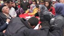 Şehit Piyade Sözleşmeli Onbaşı Sarıtaş Son Yolculuğuna Uğurlandı