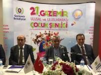HALİL İBRAHİM ŞENOL - Dünya Çocukları Gaziemir'de Buluşacak