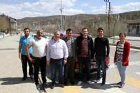 ERCAN ÖZDEMIR - Hizan'da MTSK Kursu Açıldı