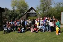 PİTON YILANI - Beykoz Kent Konseyi Özel Çocuklarla Doğal Yaşam Parkı'nda