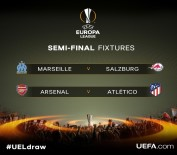 UEFA AVRUPA LIGI - UEFA Avrupa Ligi yarı final eşleşmeleri belli oldu