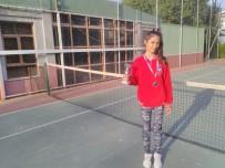 ŞİMAL - Küçük Tenisçiden Büyük Başarı