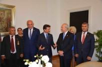 ÖMER SÜHA ALDAN - Ortaca CHP, Genel Başkan Kılıçdaroğlu İle Bir Araya Geldi