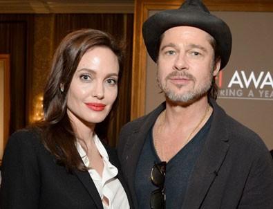 Angelina Jolie ve Brad Pitt velayette anlaştı