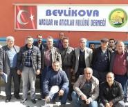 Beylikova'daki Avcılar Yeni Başkanlarını Seçti
