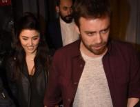 MERVE BOLUĞUR - Murat Dalkılıç sevgilisi Hande Erçel ile el ele görüntülendi
