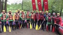 'Düzce, Rafting Sporunda Marka Haline Geldi'