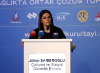 HER ŞEYİN BAŞI SAĞLIK - Bakan Sarıeroğlu Açıklaması '7,5 Milyon Vatandaşımızın GSS Primini Devlet Olarak Biz Karşılıyoruz'
