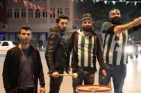 KıRŞEHIRSPOR - Yıllar Sonra Gelen 3. Lig Binlerce Kırşehirliyi Sokağa Döktü
