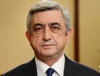 SERJ SARKISYAN - Ermenistan Başbakanı istifa etti