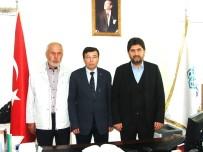 Başkan Acar'dan Derbentli Dekanlara Ziyaret