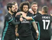 UEFA ŞAMPİYONLAR LİGİ - Real Madrid'den Münih'te geri dönüş!