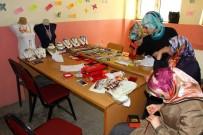 ERCAN ÖZDEMIR - Hizan'da Takı Tasarım Kursuna Yoğun İlgi