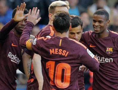 İspanya'da Barcelona 25. kez şampiyon