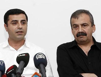 HDP'li Demirtaş ve Sırrı Süreyya Önder için 5'er yıla kadar hapis istemi