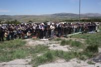 Derbent'te Yağmur Duası Yapıldı