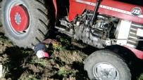İhbarı Değerlendiren AFAD, Kazada Hayatını Kaybeden Köylünün Cesedine Ulaştı