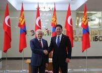 CENGİZ HAN - Başbakan Yıldırım Moğolistan'da Temaslarda Bulundu