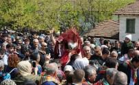 KÖY DÜĞÜNÜ - Bursa'da Köy Düğünü Coşkusu